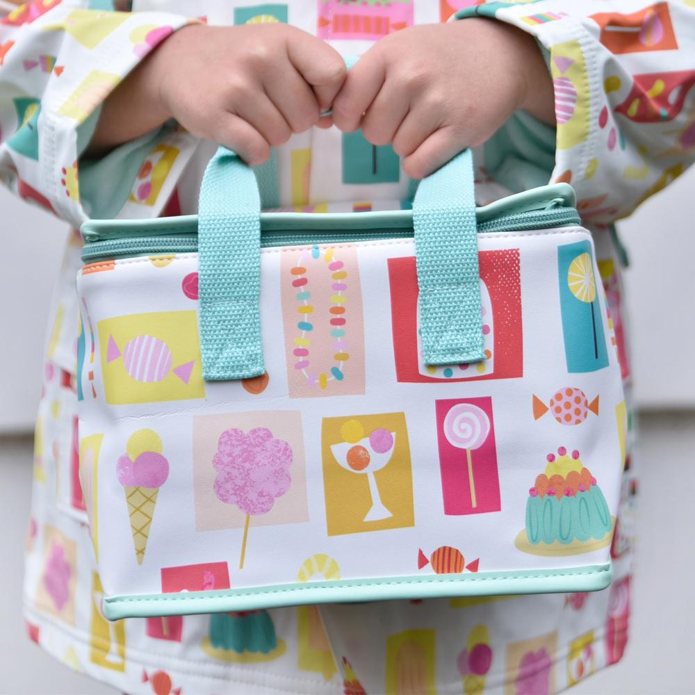 Sweetie Print Lunch Bag