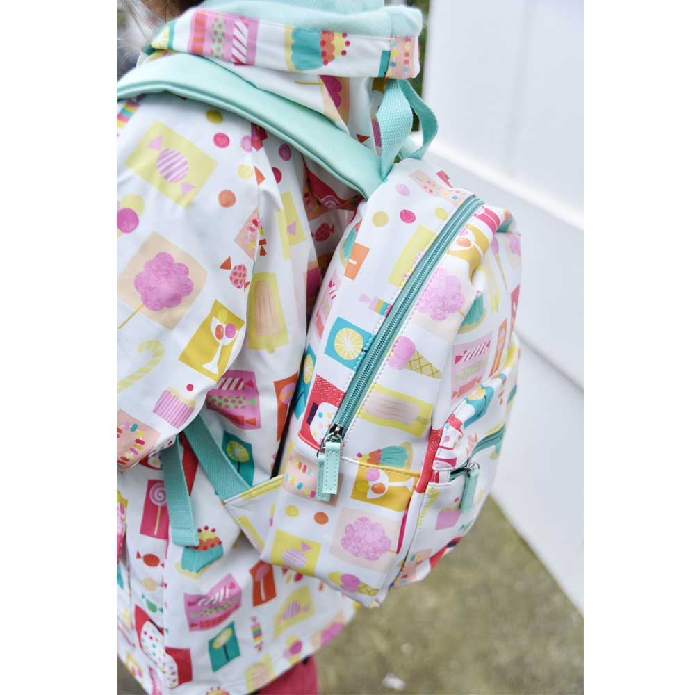 Sweetie Print Back Pack